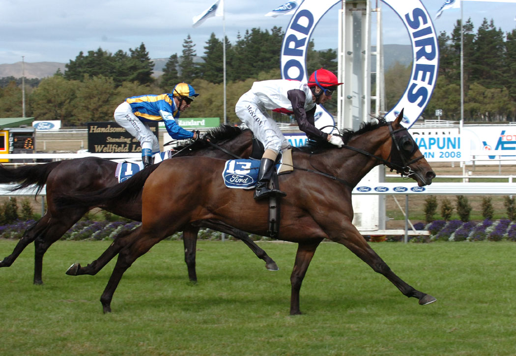 New Zealand Thoroughbred Breeders Association Another